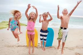 Дети на международном фестивале в Болгарии