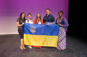 Украина в Лас-Вегасе