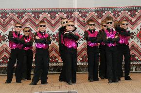 Форум искусств в Парке Шевченко