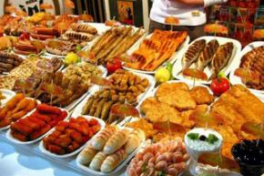 кухня на фестивале Золотая Мечта