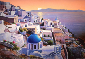 творчество художников в Греции